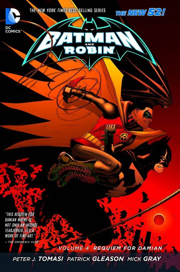 Batman and Robin Vol. 4: Requiem for Damian TP