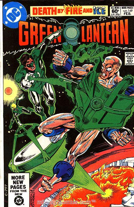 Green Lantern #149