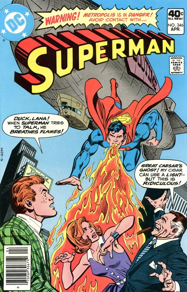 Superman #346