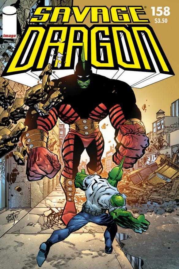 Savage Dragon #158