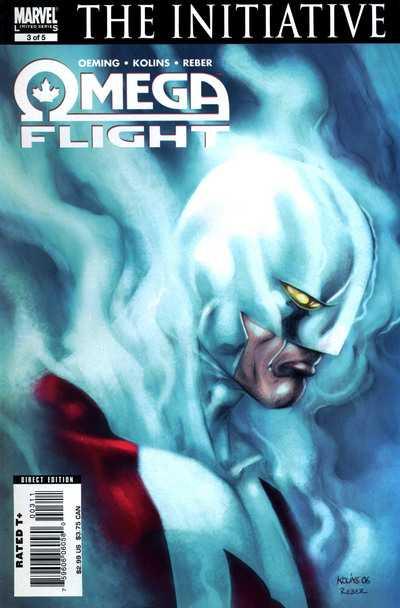 Omega Flight #3
