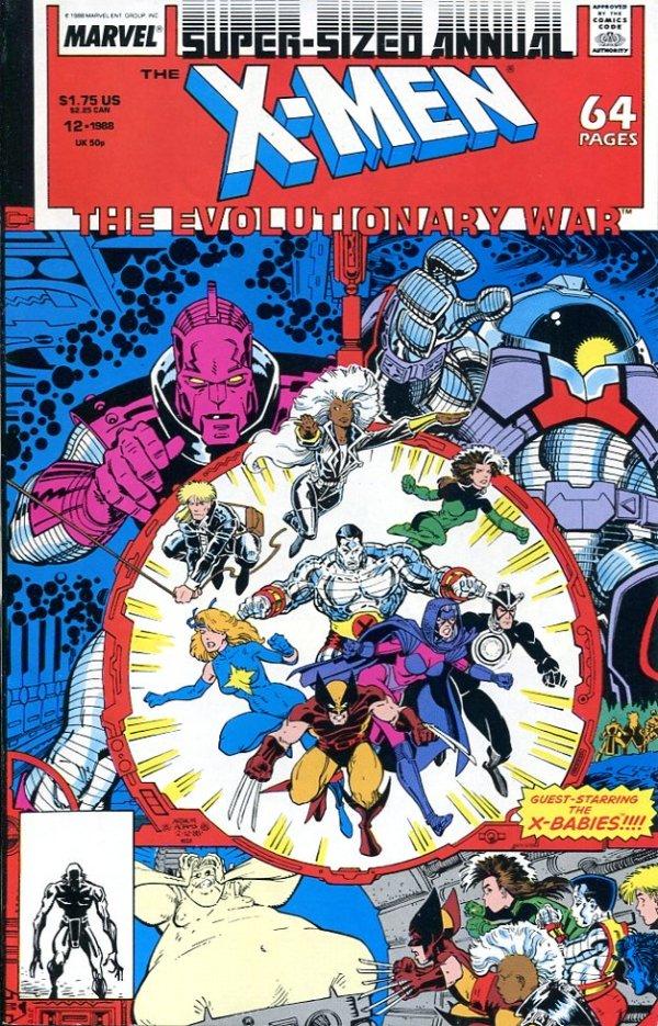 Uncanny X-Men Annual #12