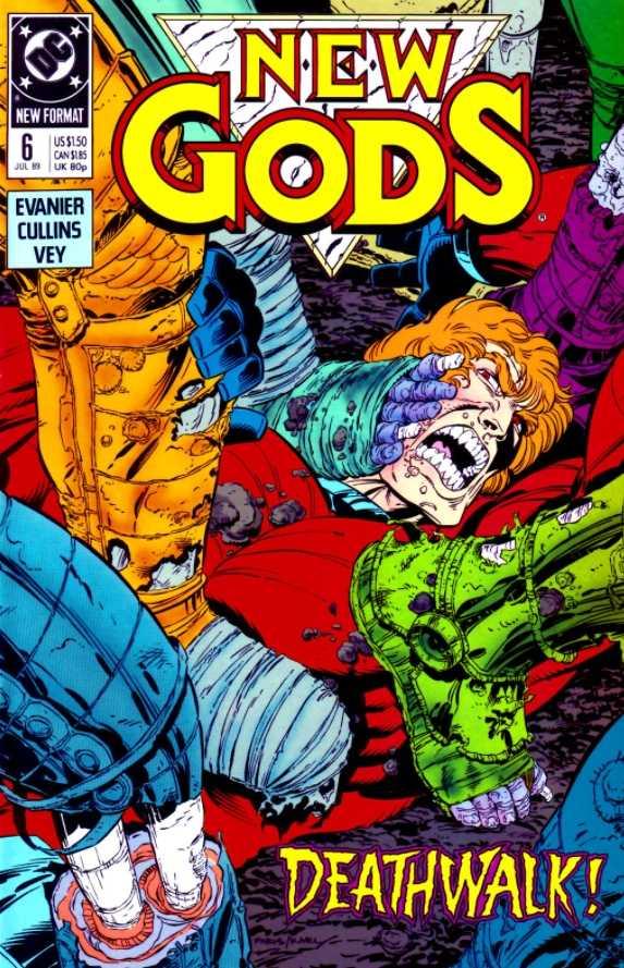 New Gods #6