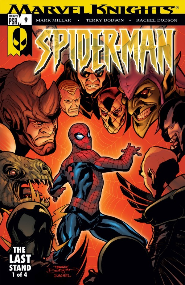 Marvel Knights: Spider-Man #9