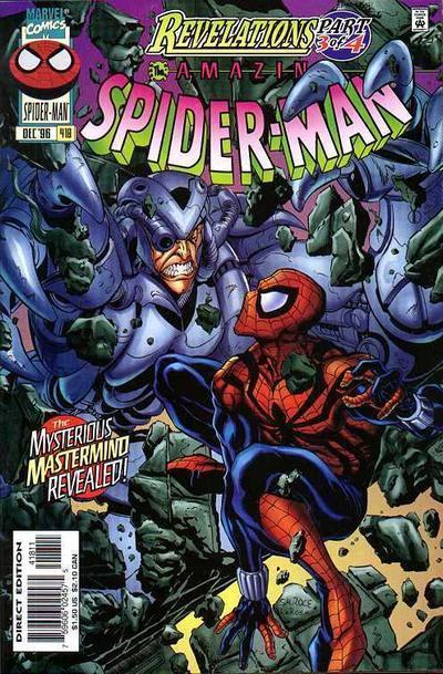 The Amazing Spider-Man #418
