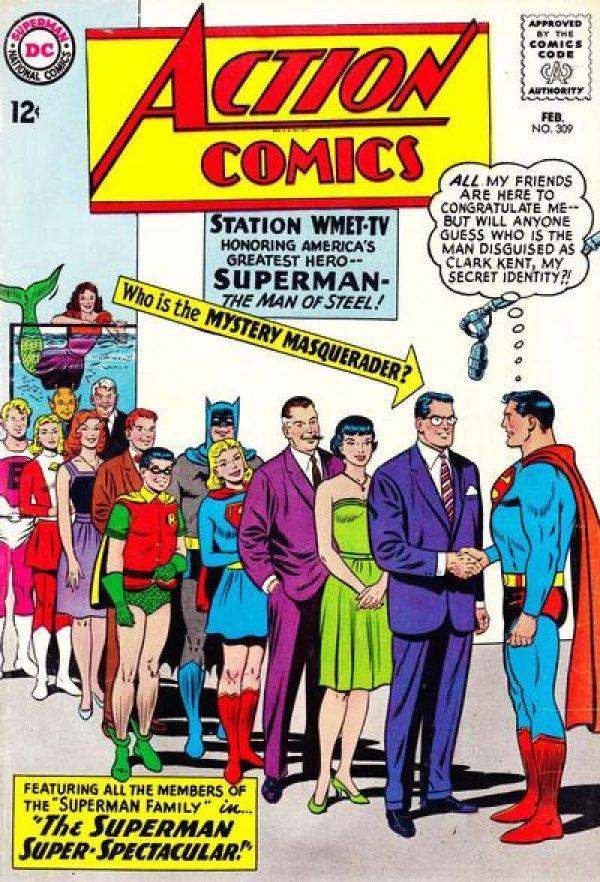 Action Comics #309