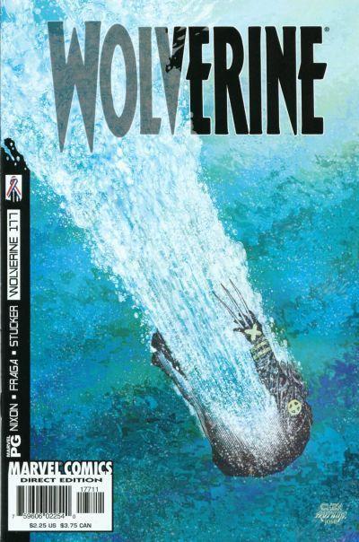 Wolverine #177
