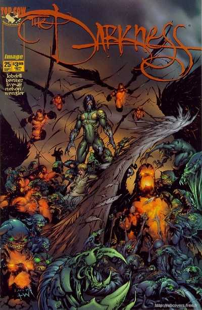 The Darkness #25