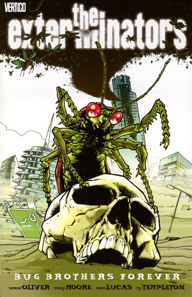 The Exterminators Vol. 5: Bug Brothers Forever TP