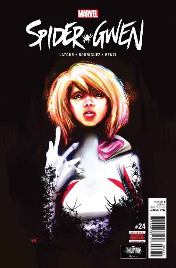 Spider-Gwen #24