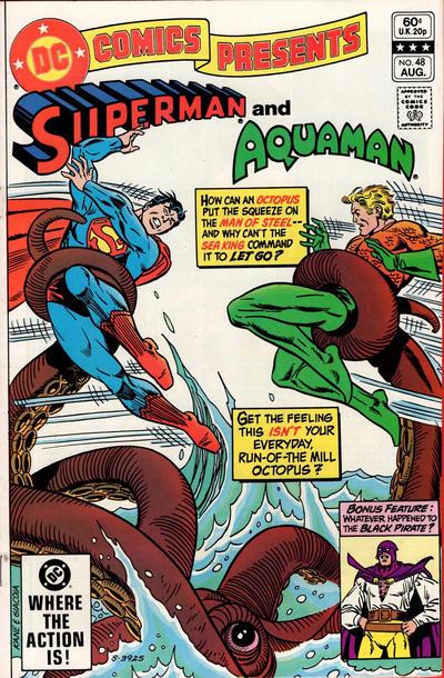 DC Comics Presents #48