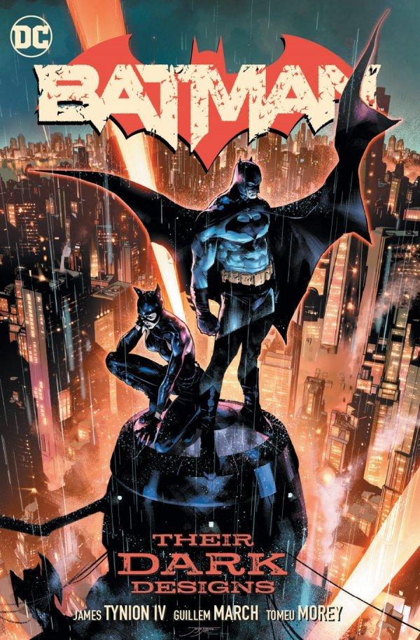 Batman Vol. 1: Their Dark Designs HC