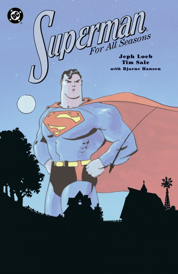 Superman For All Seasons HC