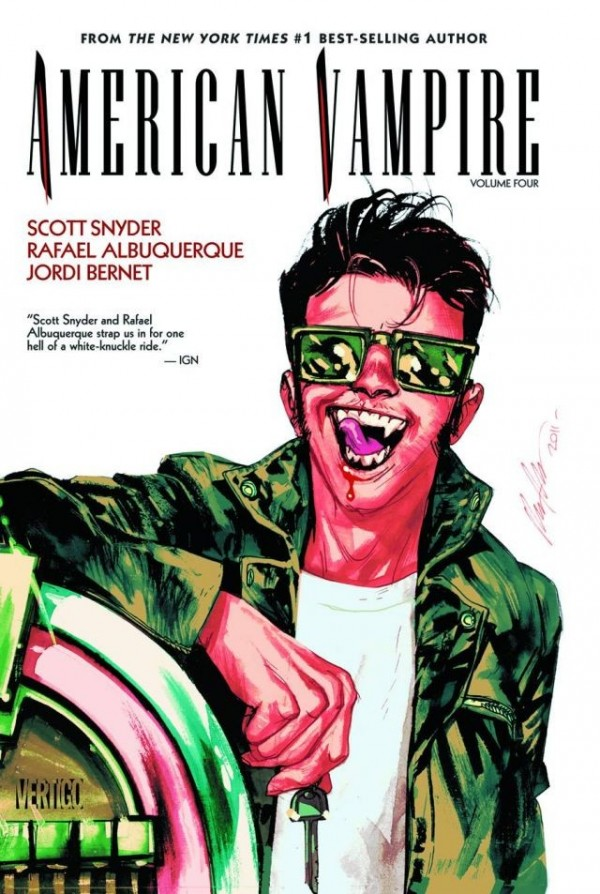 American Vampire Vol. 4 TP