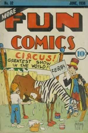 More Fun Comics #32