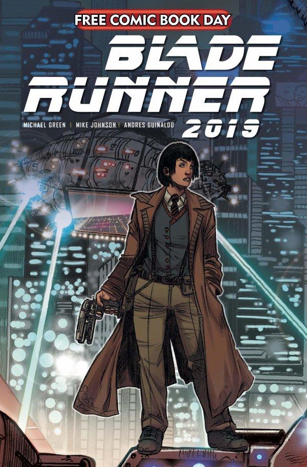 FCBD 2020: Blade Runner 2019