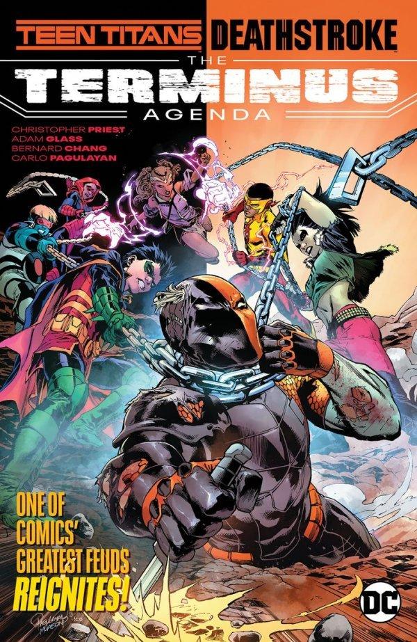 Teen Titans/Deathstroke: The Terminus Agenda TP