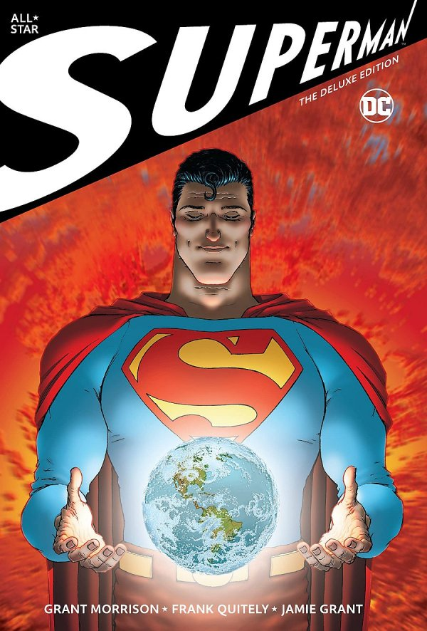 All-Star Superman The Deluxe Edition