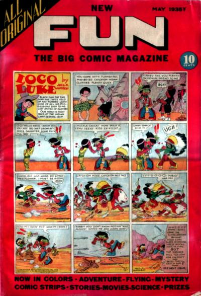 More Fun Comics #4