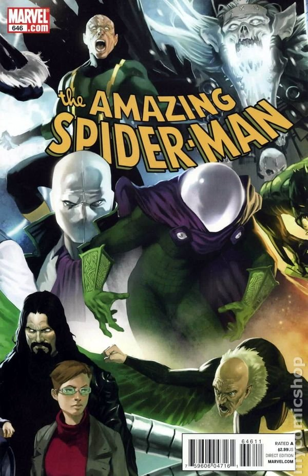 The Amazing Spider-Man #646