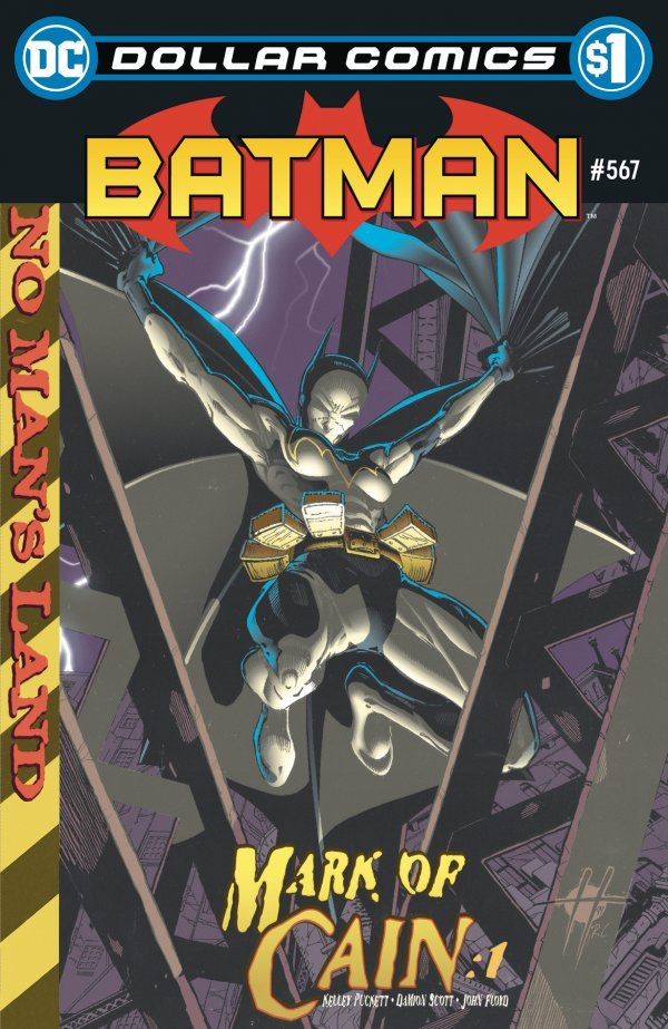 Dollar Comics - Batman #567
