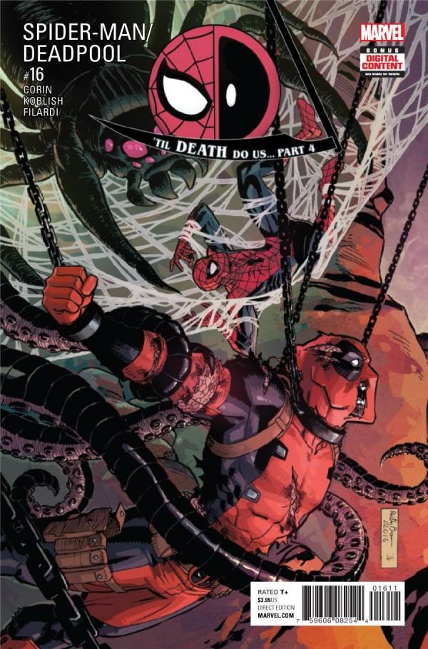 Spider-Man / Deadpool #16