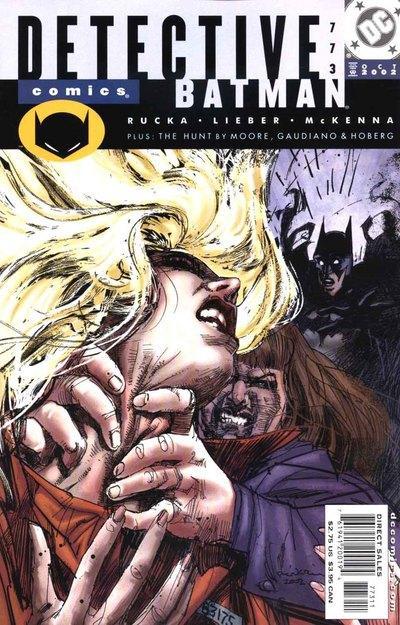 Detective Comics #773