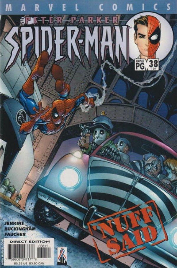 Peter Parker: Spider-Man #38