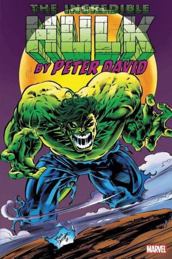 The Incredible Hulk by Peter David Omnibus Vol. 4 HC