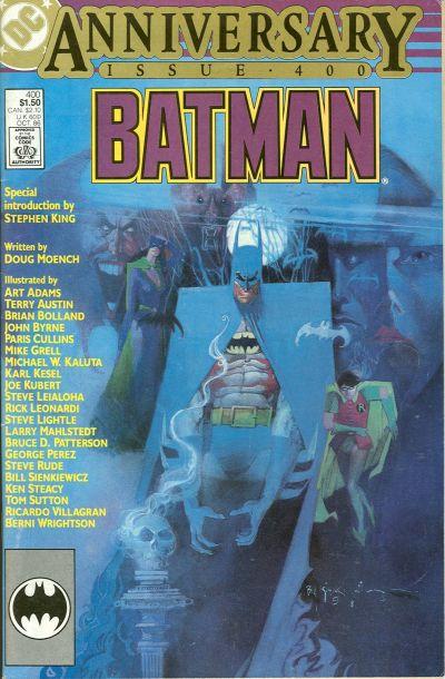 Batman #400