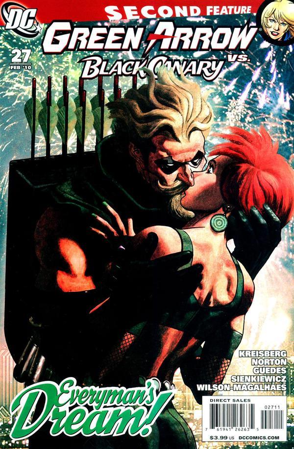 Green Arrow / Black Canary #27