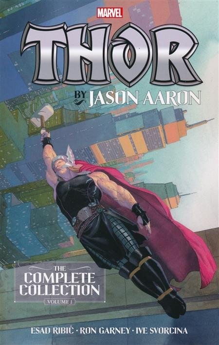 Thor by Jason Aaron: The Complete Collection Vol. 1 TP