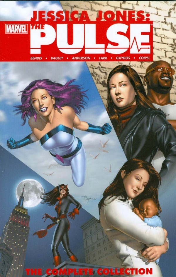 Jessica Jones: The Pulse - The Complete Collection TP