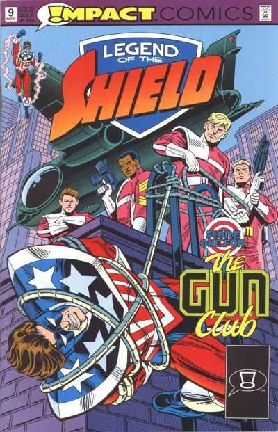 Legend of the Shield #9