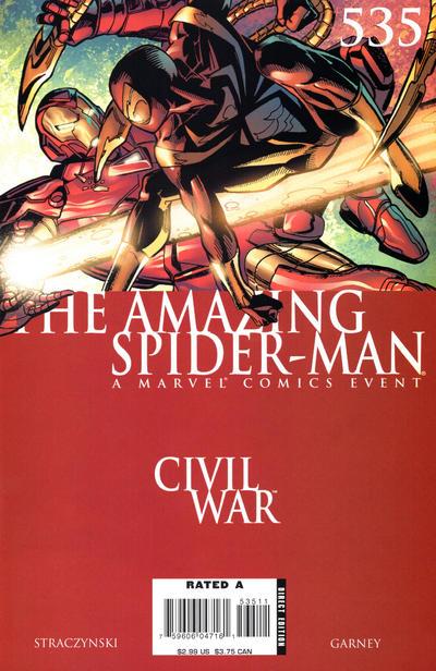 The Amazing Spider-Man #535