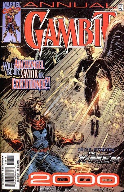 Gambit Annual 2000