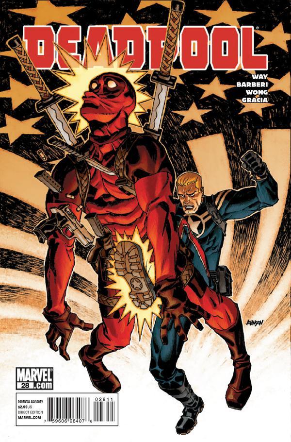 Deadpool #28