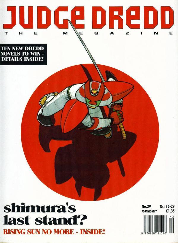 Judge Dredd: The Megazine #39