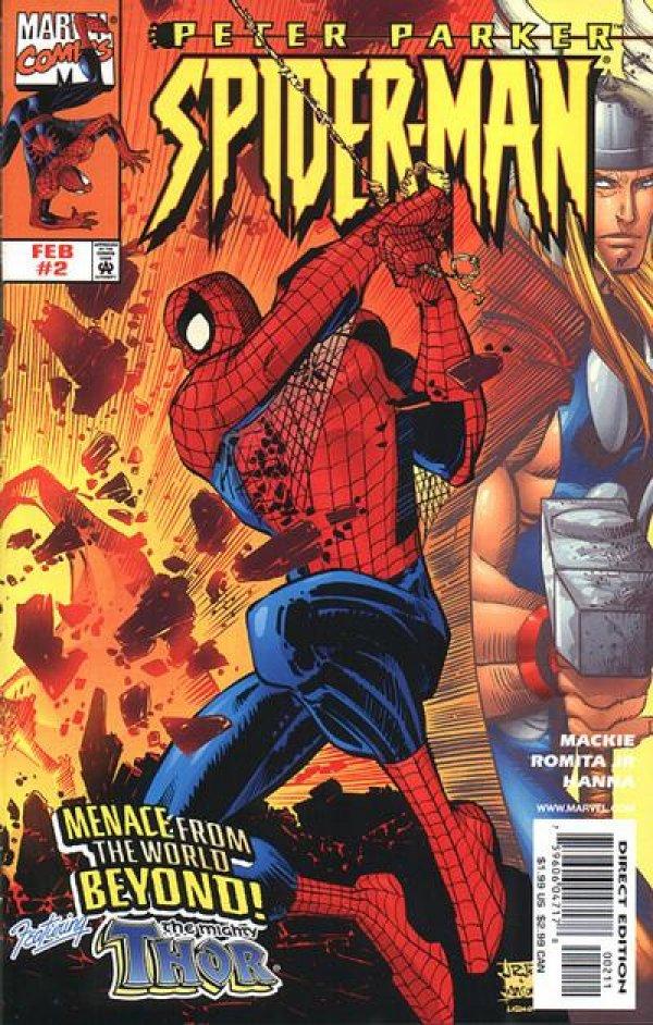 Peter Parker: Spider-Man #2