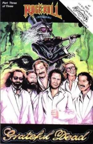 Rock 'n' Roll Comics #47