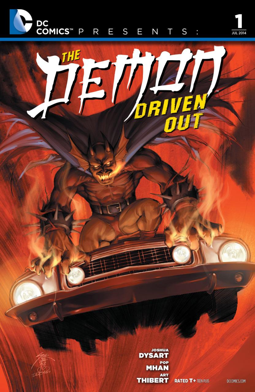 DC Comics Presents: The Demon Driven Out TP