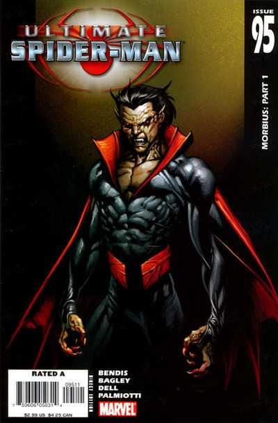 Ultimate Spider-Man #95