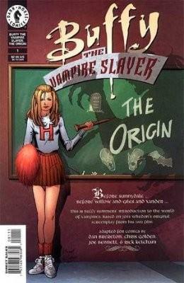 Buffy the Vampire Slayer: The Origin #1