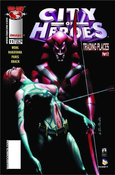 City of Heroes #11