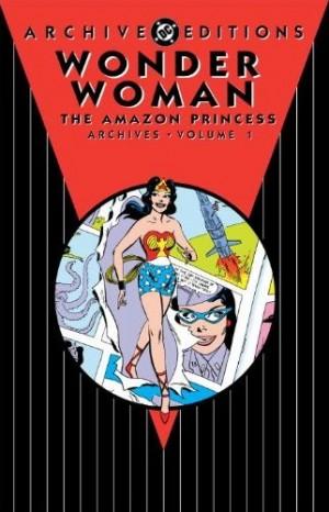 Wonder Woman: The Amazon Princess Archives Vol. 1 HC