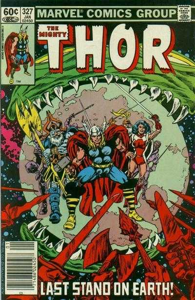 The Mighty Thor #327