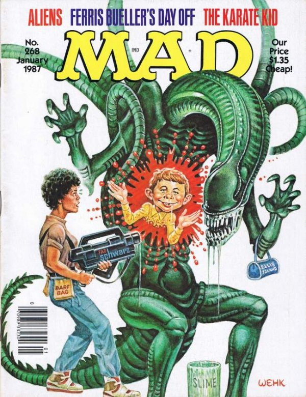 Mad Magazine #268
