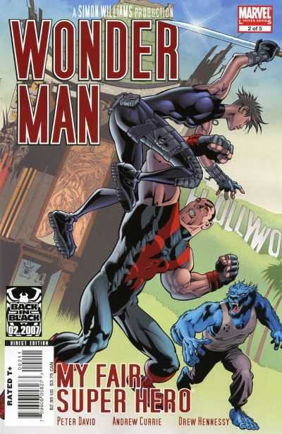 Wonder Man #2