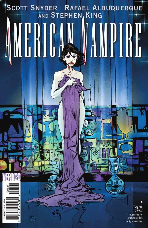 American Vampire #5