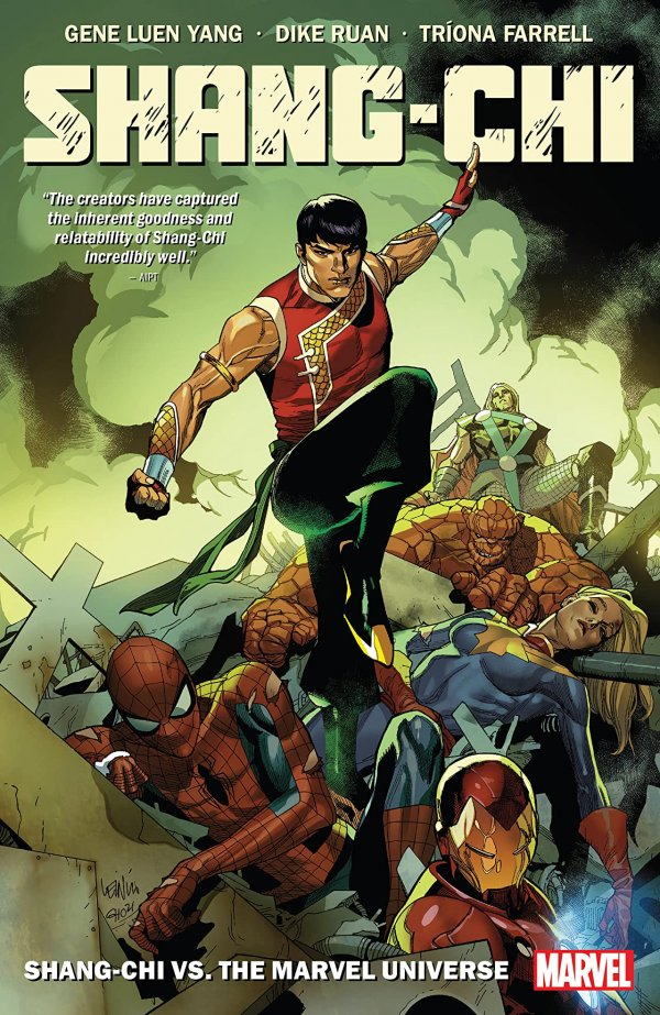 Shang-Chi by Gene Luen Yang Vol. 2: Shang-Chi vs. The Marvel Universe TP